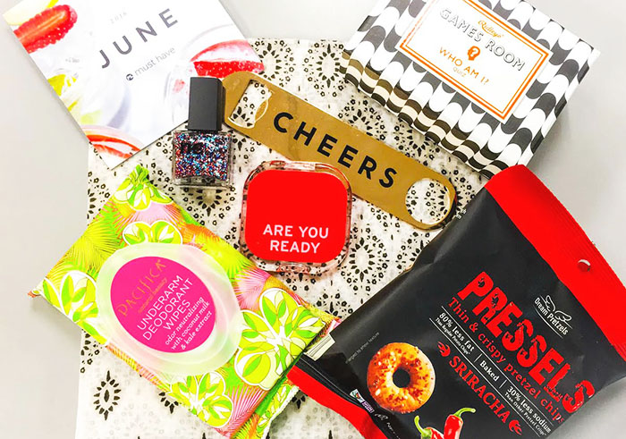 PopSugar Must Have Box June 2016 Reveal
