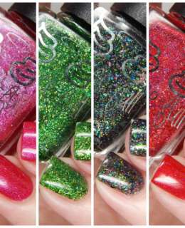 Gracefull Nail POlish SUmmer Sparklers Collection Cover