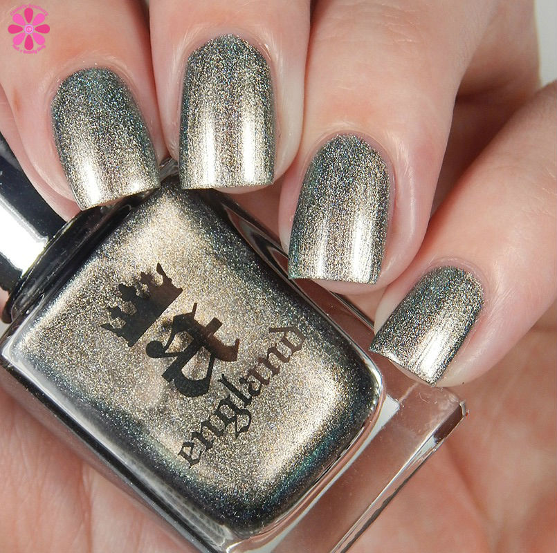 A England Russian Soul Collection Swatches and Review