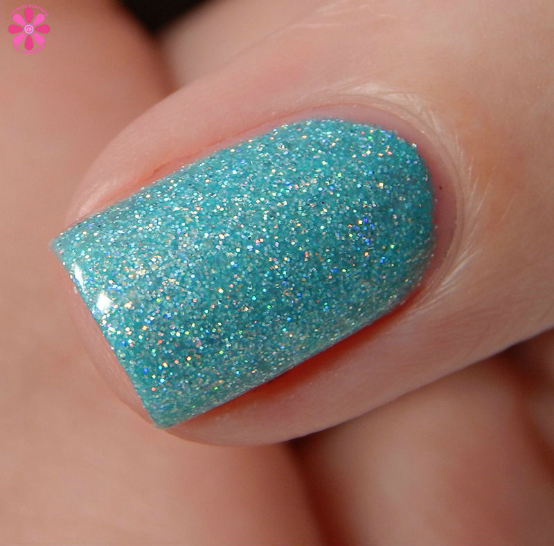 Blue Eyed Girl Lacquer Siren's Curtain Call Side