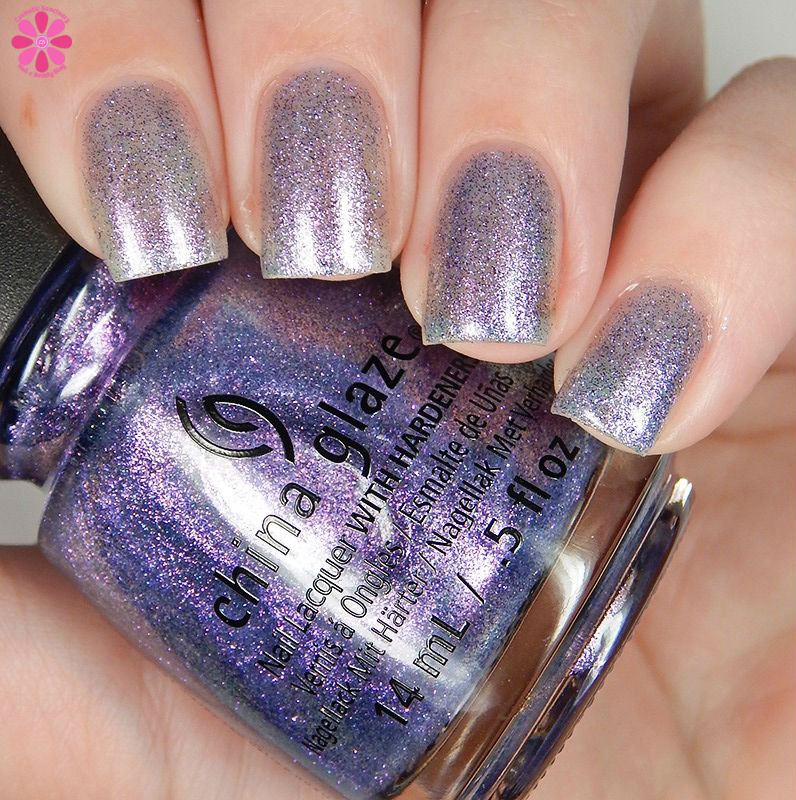 China Glaze Fall 2016 Don't Mesh With Me Down
