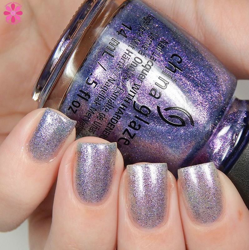 China Glaze Fall 2016 Don't Mesh With Me Up