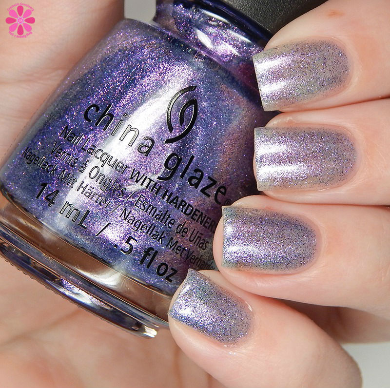 China Glaze Fall 2016 Don't Mesh With Me