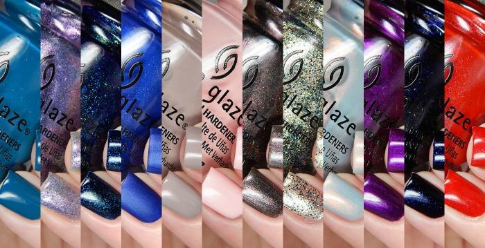 China Glaze Fall 2016 Rebel Collection