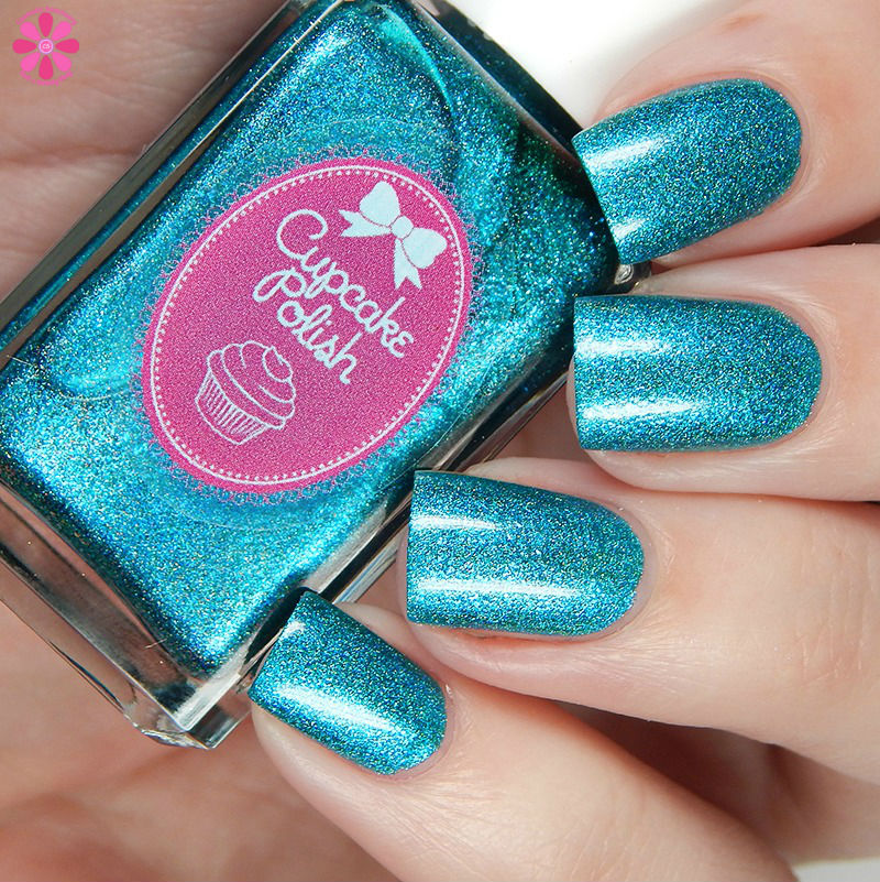Cupcake Polish Be More Pacific