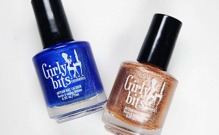 Girly Bits August 2016 Color Of The Month Duo