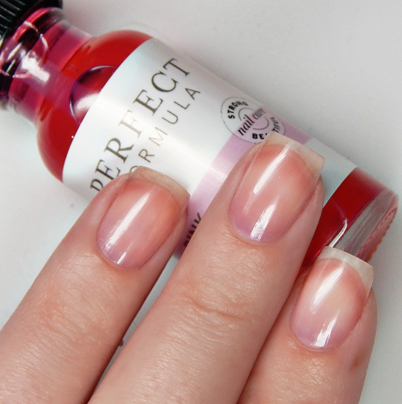Perfect Formula Pink Gel Coat Swatches And Review