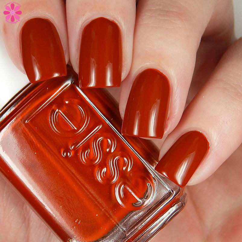 Essie Fall 2016 Playing Koi Down