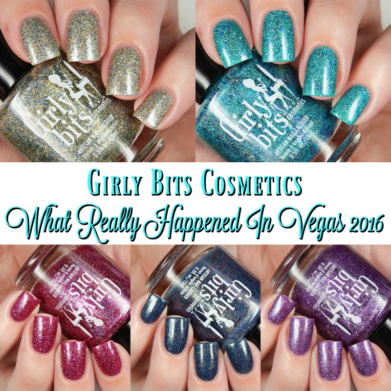 Girly Bits What Really Happened In Vegas 2016 Collection Main