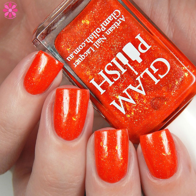Glam Polish Say Cheese and Die Up