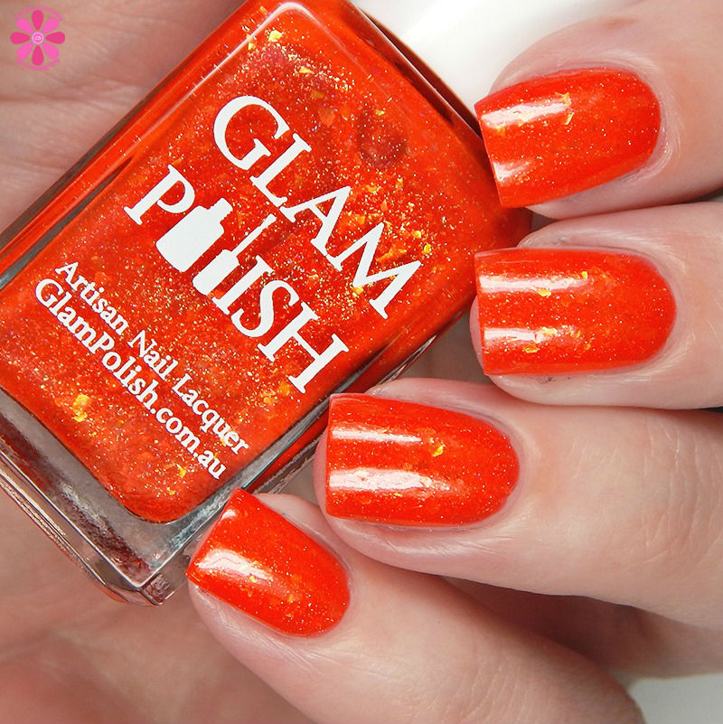 Glam Polish Say Cheese and Die