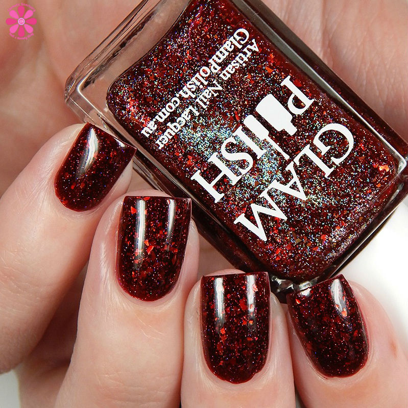 Glam Polish Vampire Breath Up