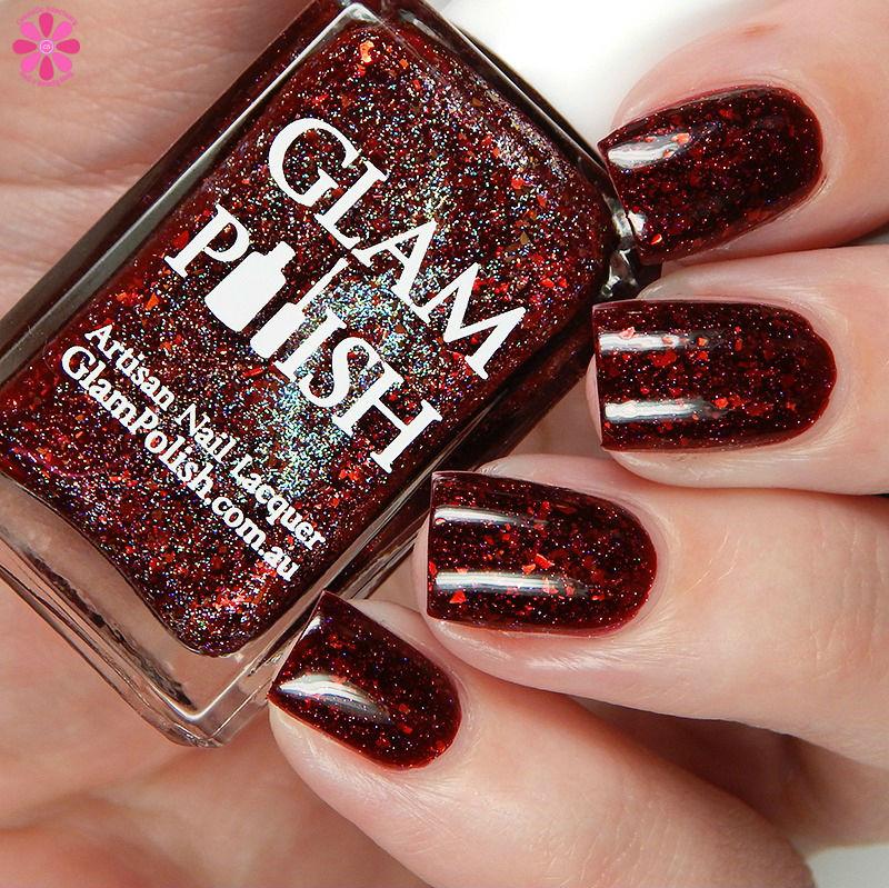Glam Polish Vampire Breath