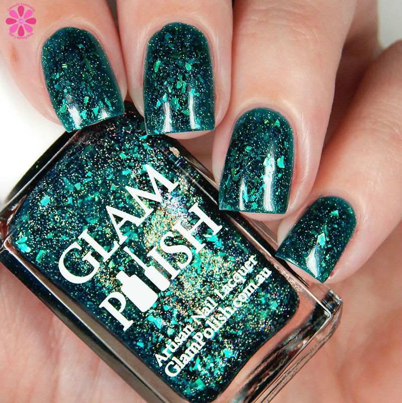 Glam Polish Werewolf of Fever Swamp Down