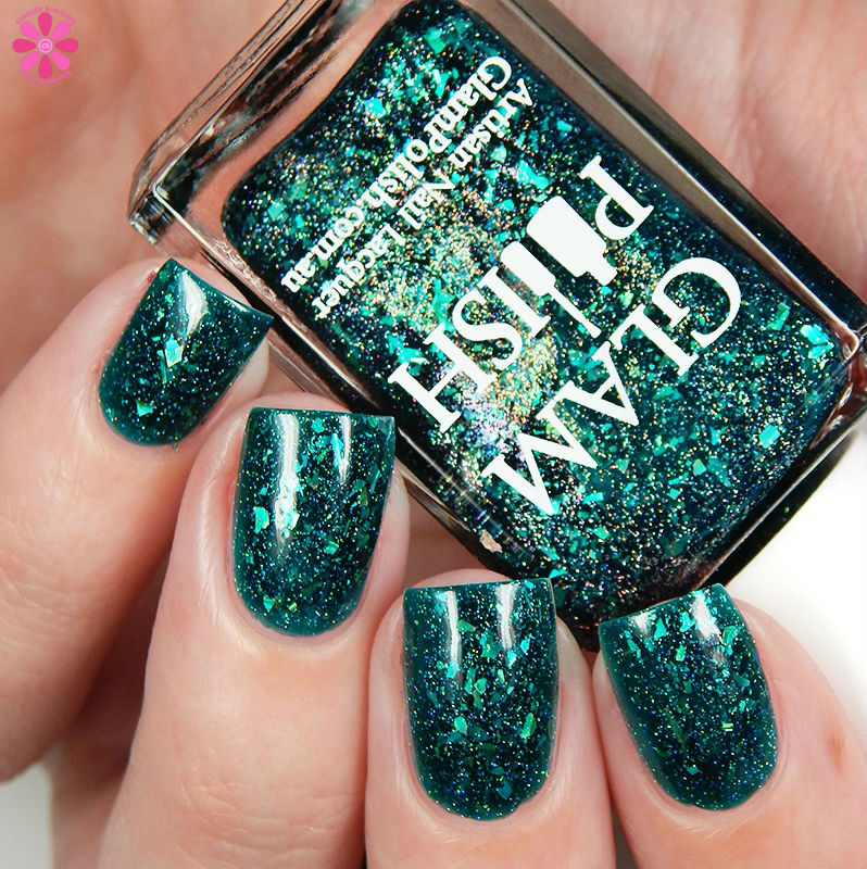 Glam Polish Werewolf of Fever Swamp Up