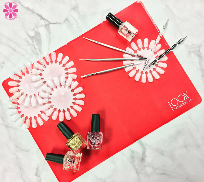 Nail Art Made Easy with LOOK Nail Sets at Rite Aid
