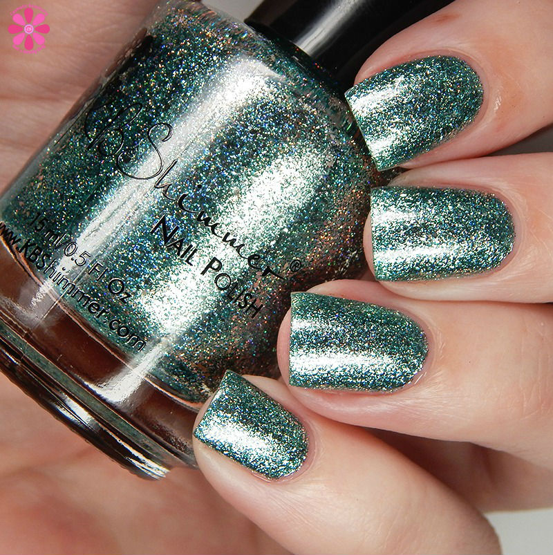 KBShimmer Fall 2016 Flake Me Home Tonight