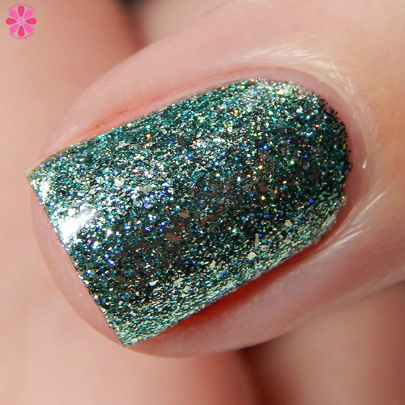 KBShimmer Fall 2016 Flake Me Home Tonight Side