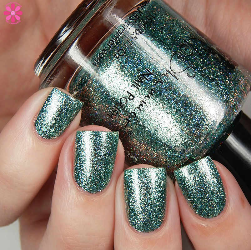 KBShimmer Fall 2016 Flake Me Home Tonight Up