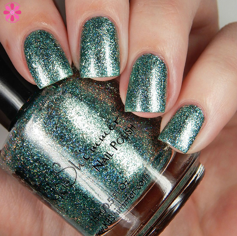 KBShimmer Fall 2016 Flake Me Home Tonight down