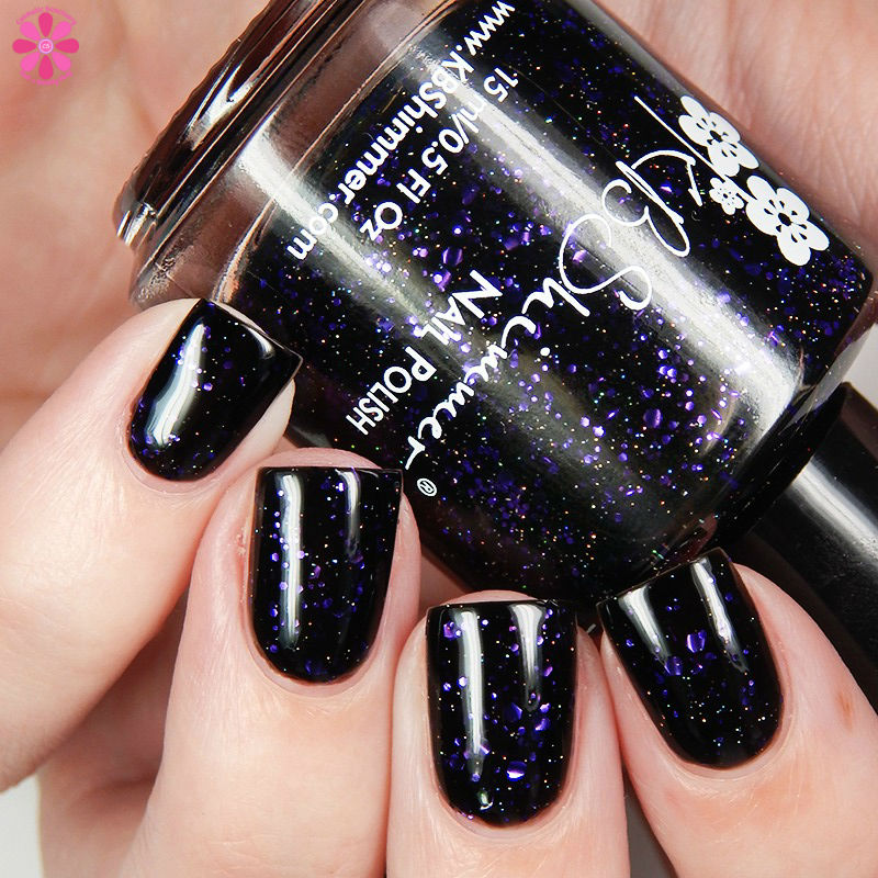 KBShimmer Fall 2016 Fright This Way Up