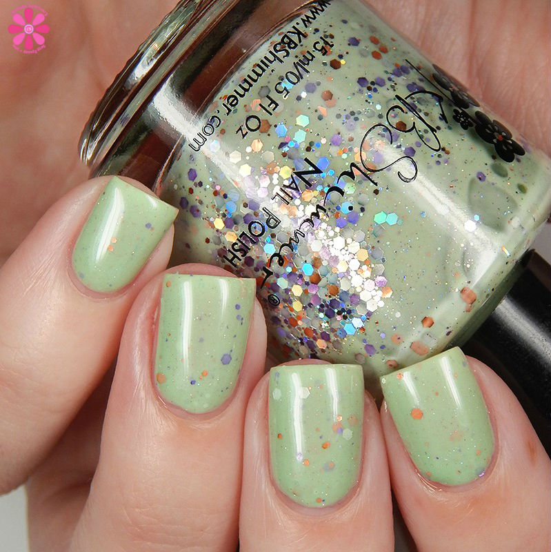 KBShimmer Fall 2016 Sage It Ain't So Up