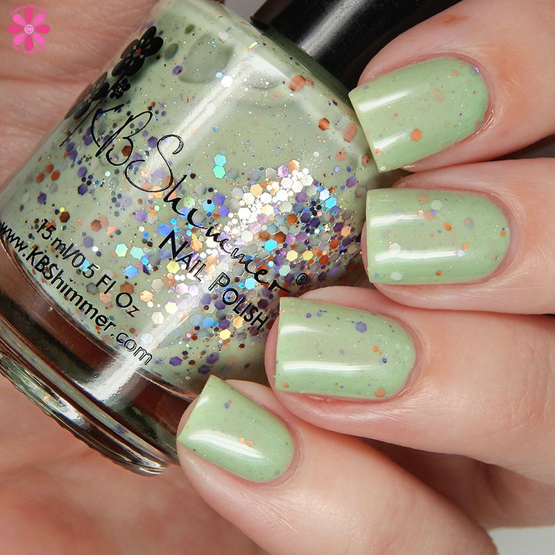 KBShimmer Fall 2016 Sage It Ain't So