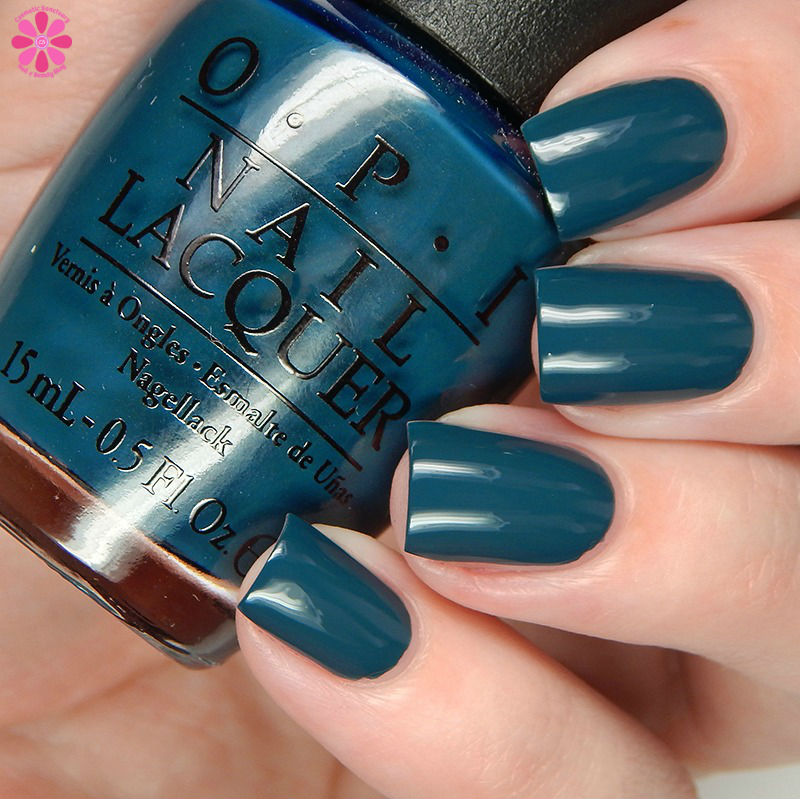 OPI Fall 2016 Washington DC Collection CIA Color Is Awesome