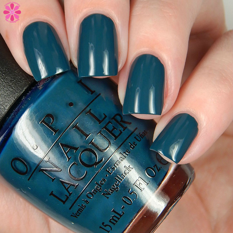 OPI Fall 2016 Washington DC Collection CIA Color Is Awesome Down