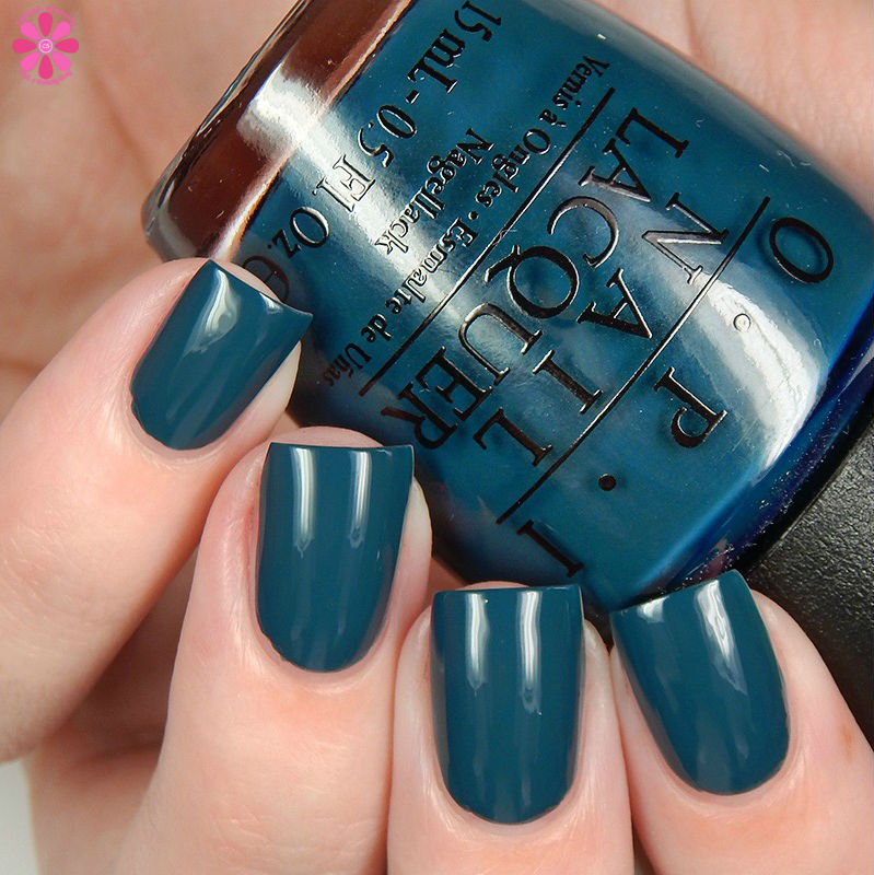 OPI Fall 2016 Washington DC Collection CIA Color Is Awesome Up
