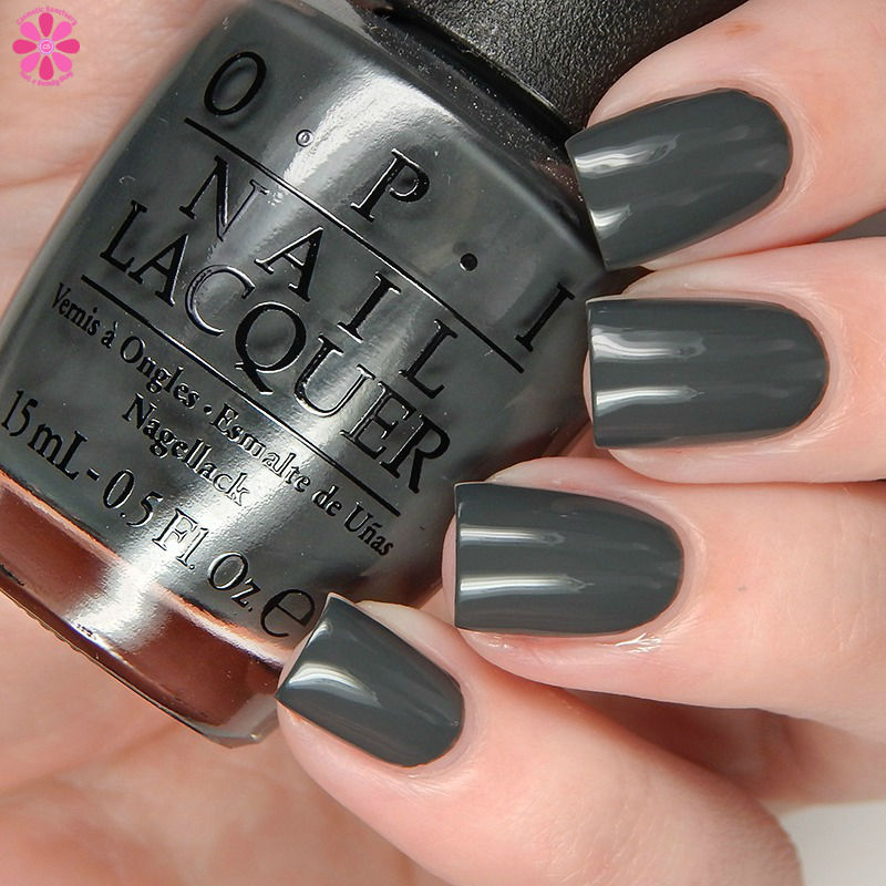 OPI Fall 2016 Washington DC Collection Live In The Gray