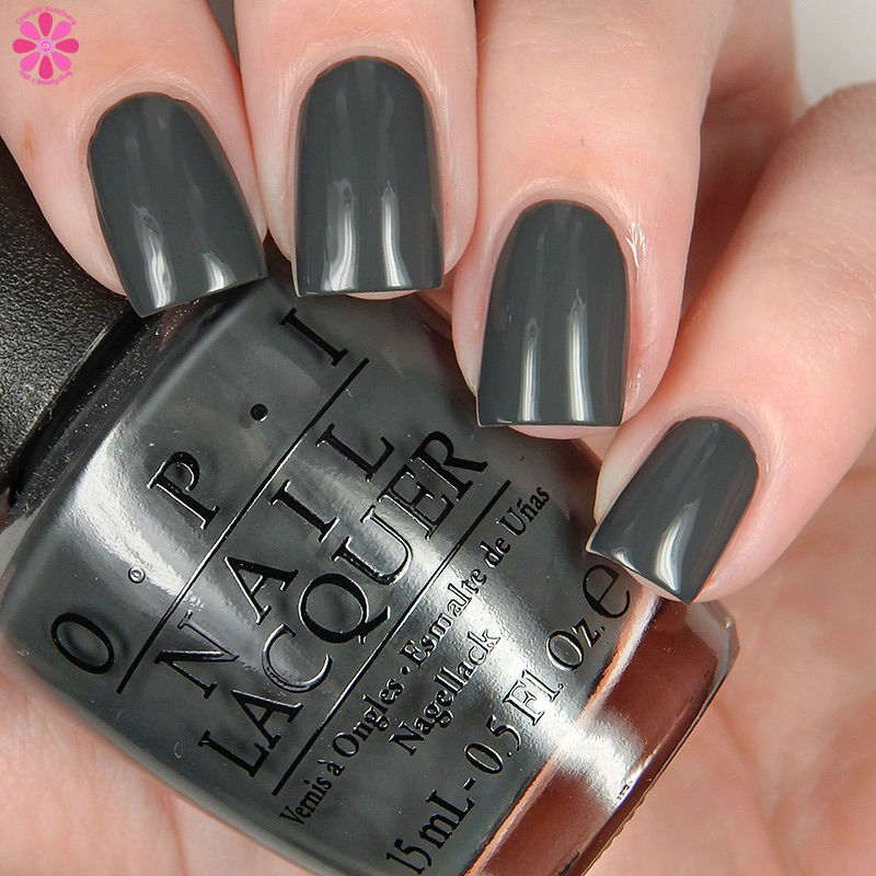 OPI Fall 2016 Washington DC Collection Live In The Gray Down