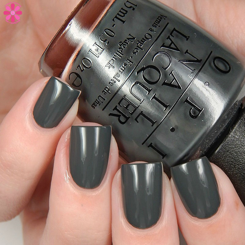OPI Fall 2016 Washington DC Collection Live In The Gray Up