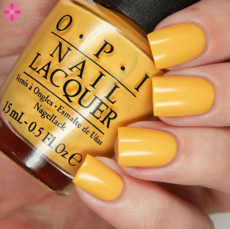 OPI Fall 2016 Washington DC Collection Never A Dulles Moment