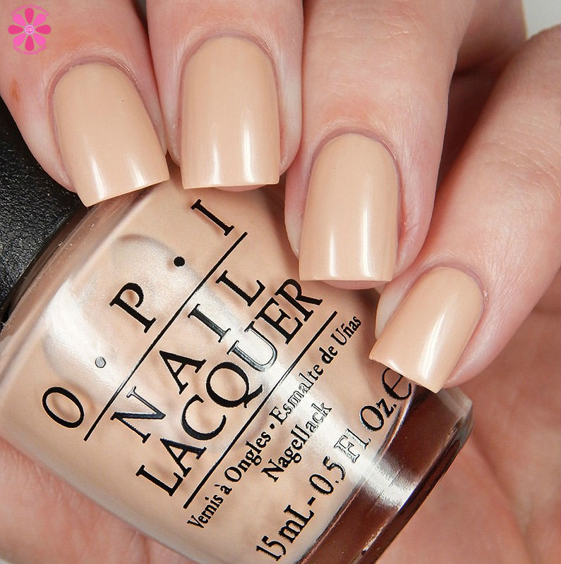 OPI Fall 2016 Washington DC Collection Pale To The Chief Down