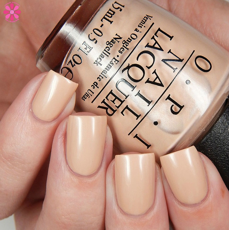 OPI Fall 2016 Washington DC Collection Pale To The Chief Up