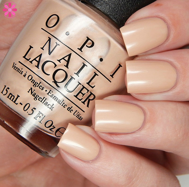 OPI Fall 2016 Washington DC Collection Pale To The Chief