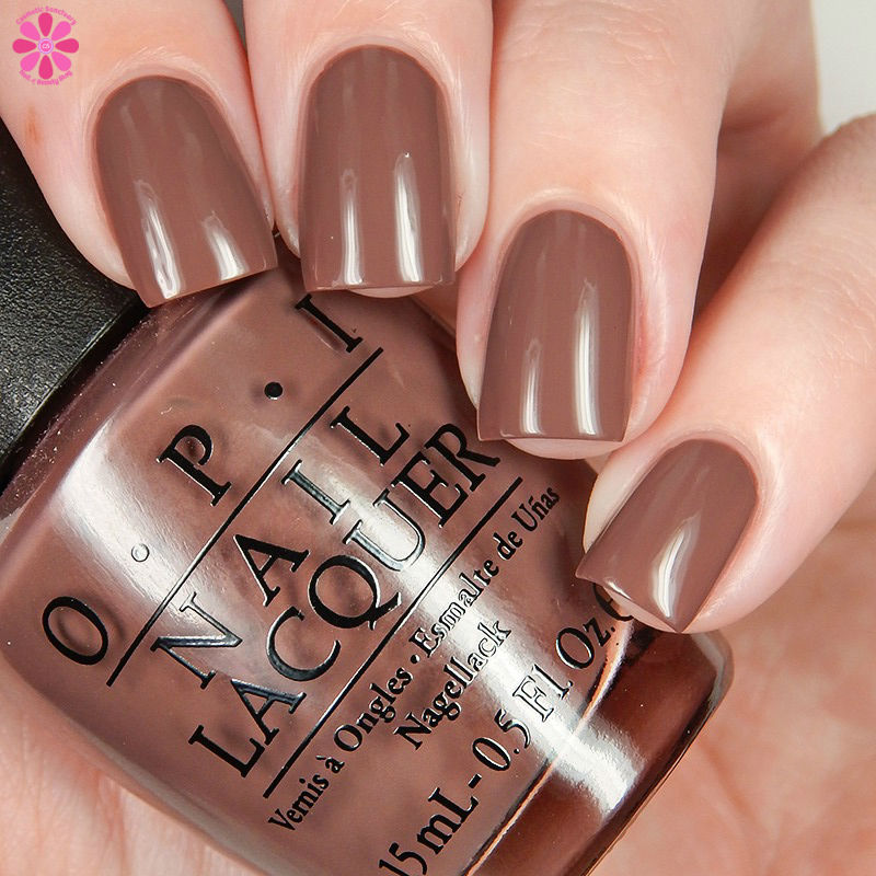 OPI Fall 2016 Washington DC Collection Squeaker Of The House Down