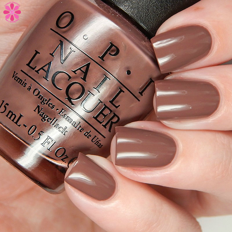 OPI Fall 2016 Washington DC Collection Squeaker Of The House