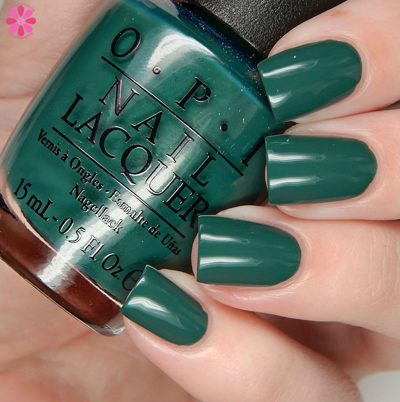 OPI Fall 2016 Washington DC Collection Stay Off The Lawn