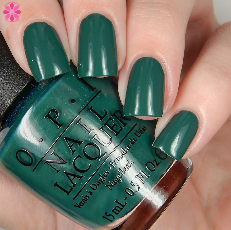 OPI Fall 2016 Washington DC Collection Stay Off The Lawn Down