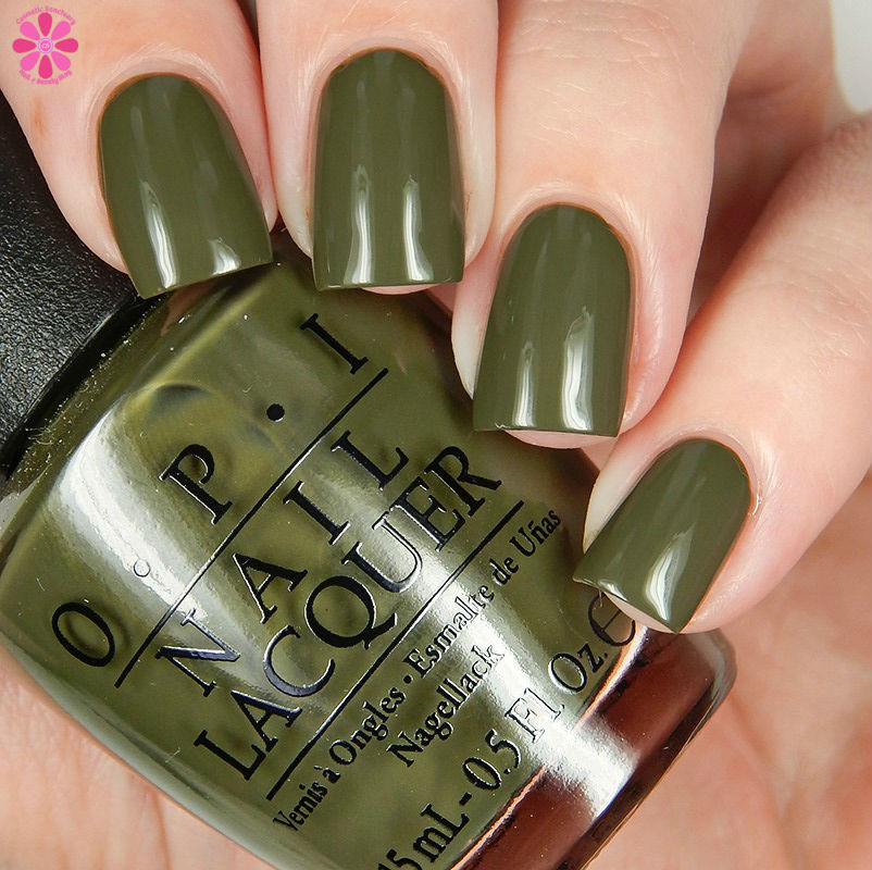 OPI Fall 2016 Washington DC Collection Suzi The First Lady Of Nails Down