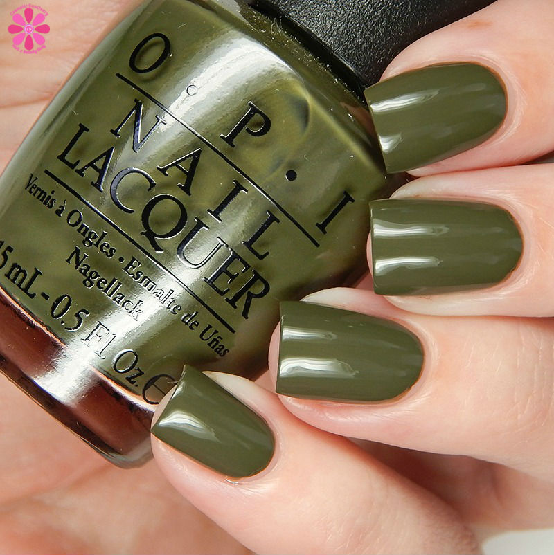 OPI Fall 2016 Washington DC Collection Suzi The First Lady Of Nails