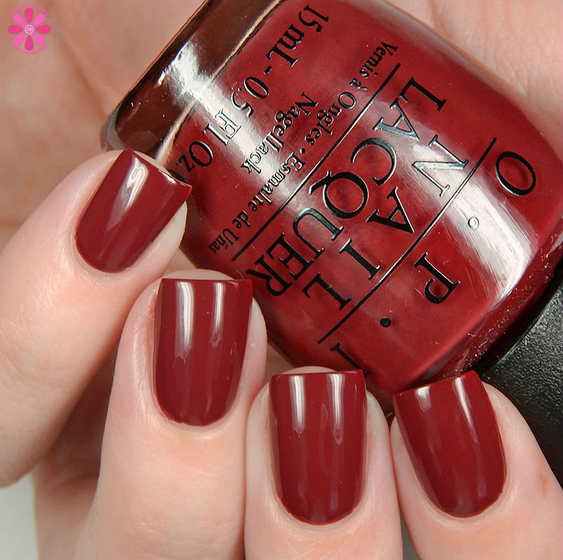 OPI Fall 2016 Washington DC Collection We The Female Up