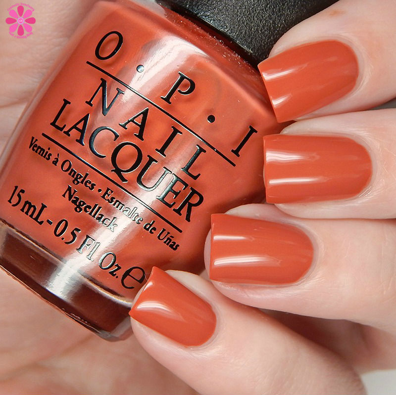 OPI Fall 2016 Washington DC Collection Yank My Doodle