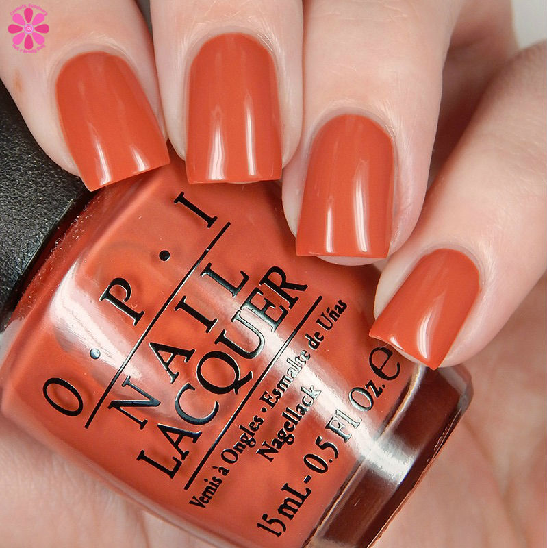 OPI Fall 2016 Washington DC Collection Yank My Doodle Down