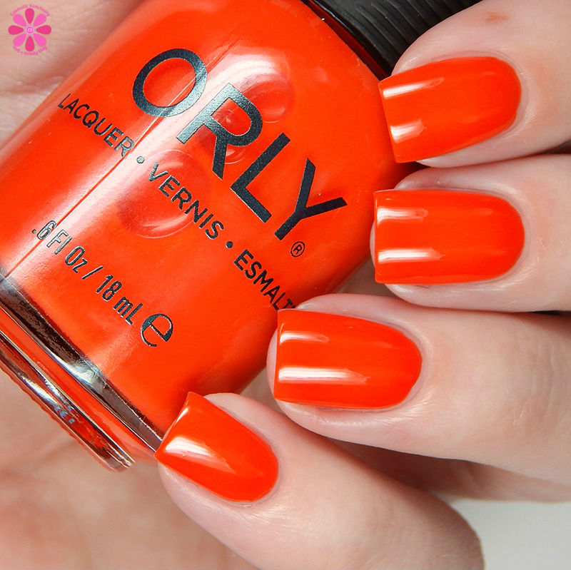Orly Fall 2016 Mulholland Collection Cahuenga Pass
