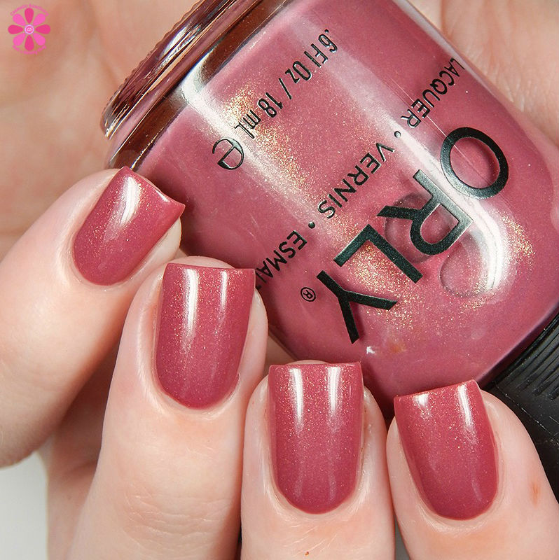 Orly Fall 2016 Mulholland Collection Hillside Hideout Up