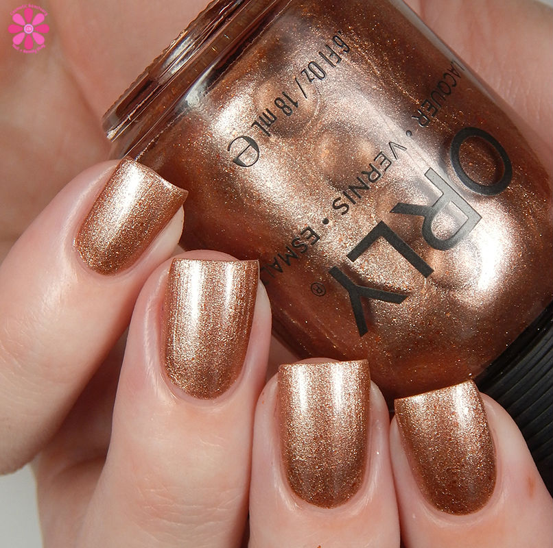 Orly Fall 2016 Mulholland Collection Million Dollar Views Up