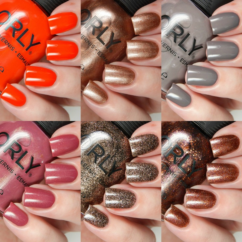 Orly Fall 2016 Mulholland Collection Overview